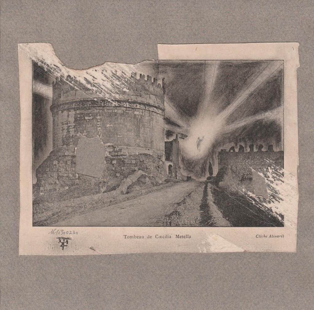 « Tombeau de Cæcilia Metella »