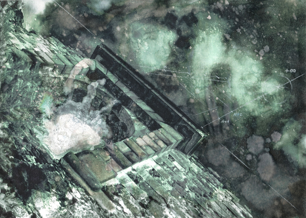 Échelle de Jacob (fort Charles-Félix)
