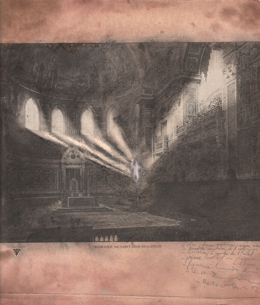 « Basilique de St-Jean de Latran »