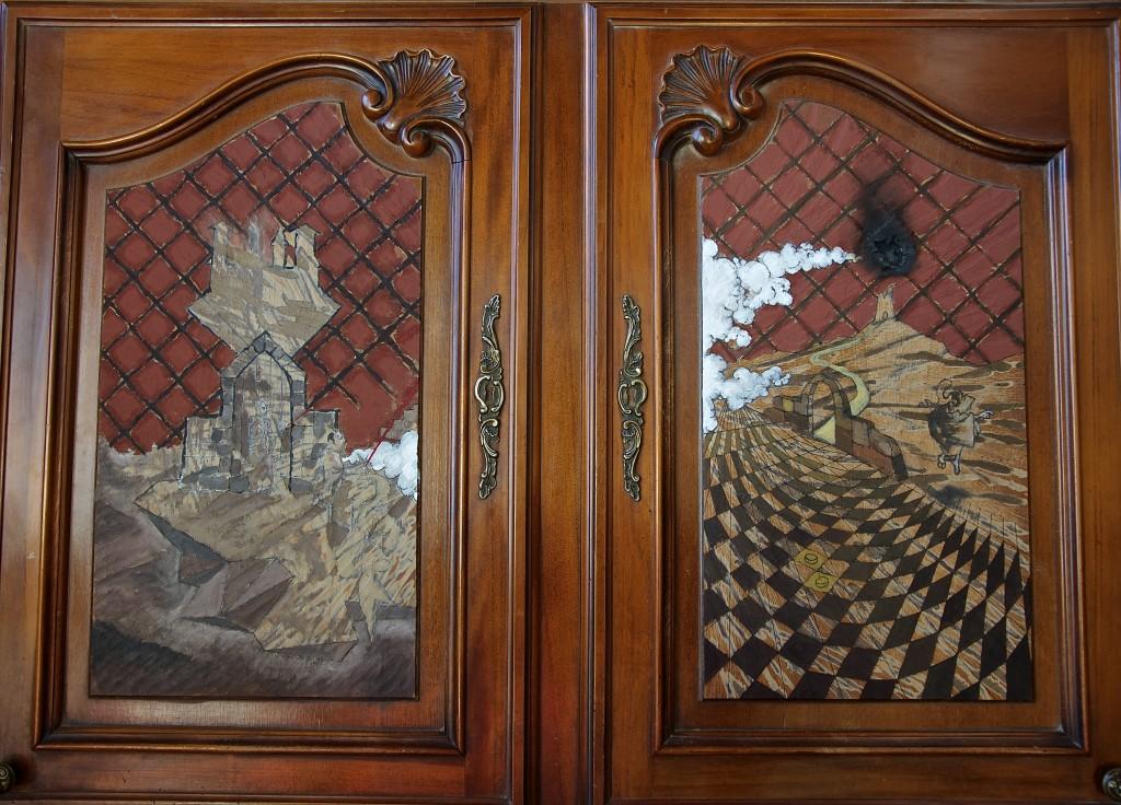 arch161031-trois-moines-octobre-2016-huile-sur-bois-96-x-69-cm
