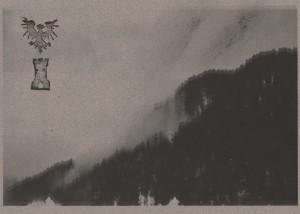 DOCARCH171115 (Maurienne), novembre 2017, techniques mixtes sur papier, A4