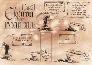 Charon, 1ère planche LQ